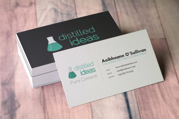 Distilled Ideas Identity