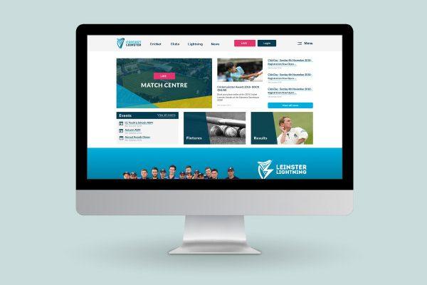 Cricket Leinster Website